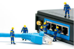 Recherche d'une panne de connexion Internet