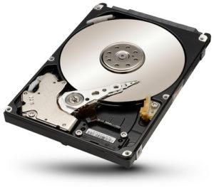 Le disque dur : un composant mécanique indispensable sur un PC portable