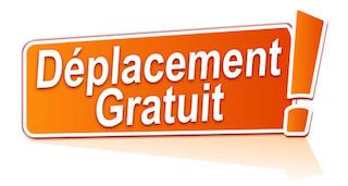 Déplacement à domicile Offert à La Baule et Pornichet