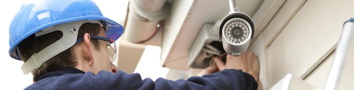 Technicien d'installation de caméras à Saint-Nazaire, La Baule et Guérande