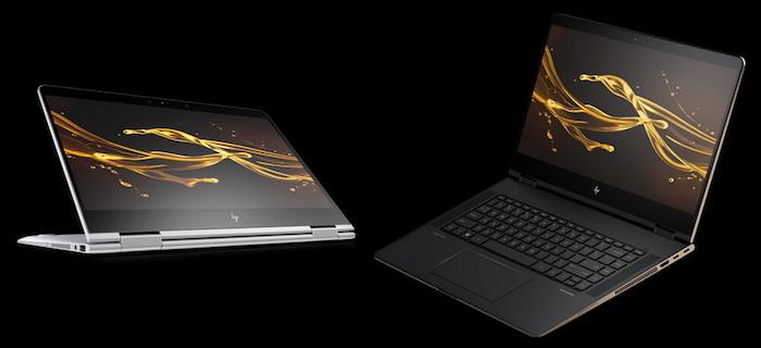 Spectre, un PC haut-de-gamme de la marque HP